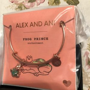 Alex and Ani Jewelry - Alex and Ani frog prince